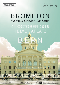 Flyer Swiss Brompton World Championship